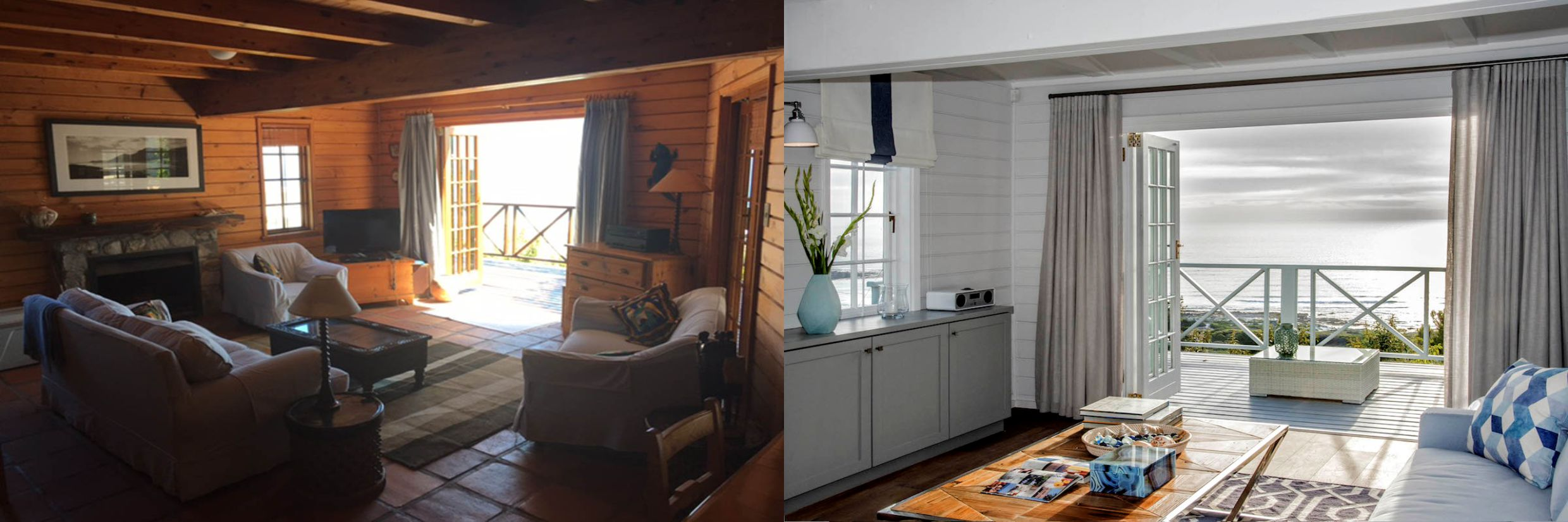 Before And After Jade And Ginja Interior Design And Decor